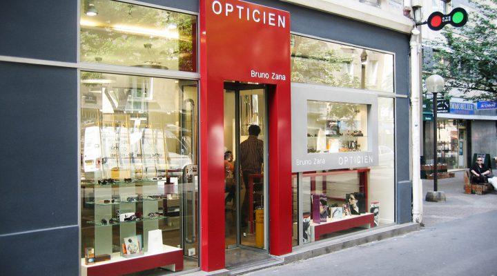 Boutique Opticien / Paris XV