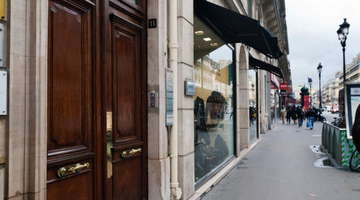 Boutique & rénovation Immeuble / Paris II