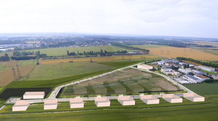 Zone d'activités / Guibeville