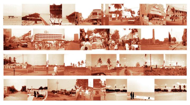 Etude urbaine / Lomé – Togo